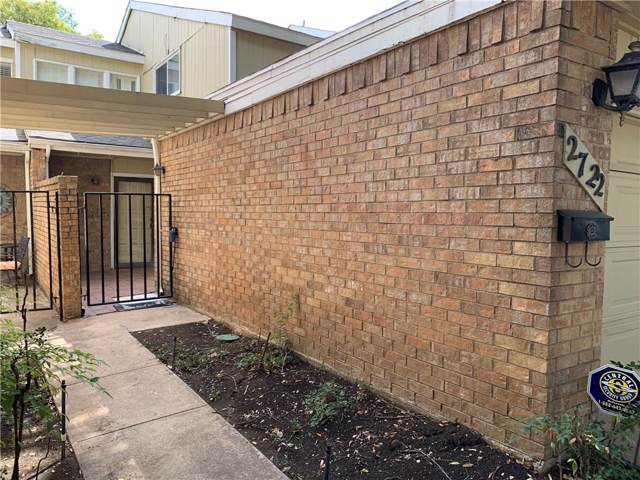 2722 Meadowstone Court, Carrollton, TX 75006 (MLS #14186270) :: The Good Home Team
