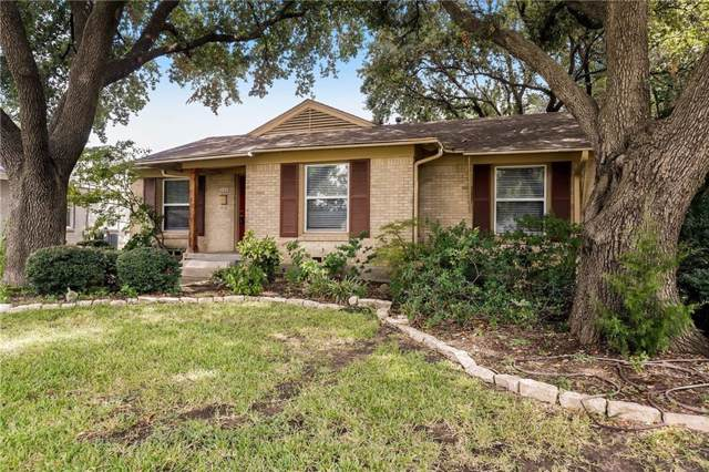540 Parkhurst Drive, Dallas, TX 75218 (MLS #14186280) :: The Mitchell Group