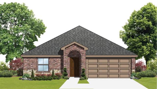 2523 Hutchins Drive, Seagoville, TX 75159 (MLS #14186282) :: Lynn Wilson with Keller Williams DFW/Southlake