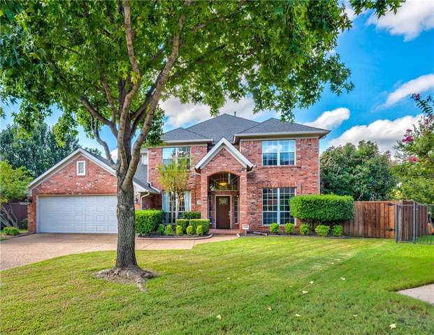 3221 Springwood Road, Flower Mound, TX 75028 (MLS #14186285) :: Team Tiller