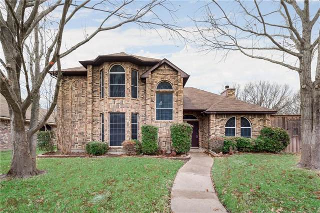 2736 Hyacinth Drive, Mesquite, TX 75181 (MLS #14186296) :: Lynn Wilson with Keller Williams DFW/Southlake