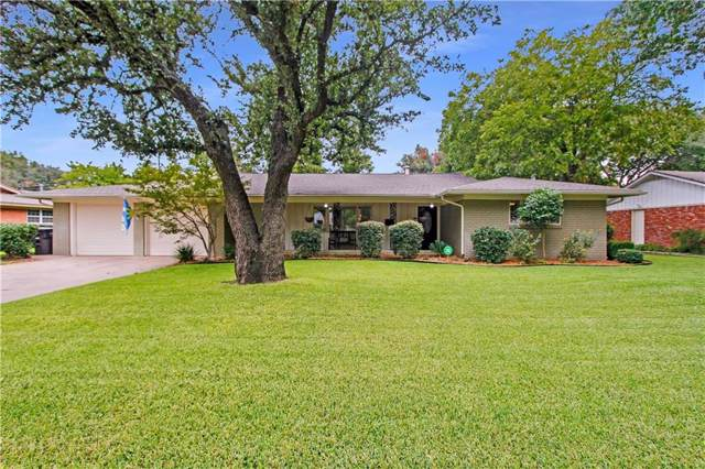 4228 Whitfield Avenue, Fort Worth, TX 76109 (MLS #14186304) :: Vibrant Real Estate