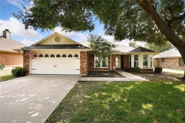 908 Branch Creek Drive, Mansfield, TX 76063 (MLS #14186305) :: RE/MAX Pinnacle Group REALTORS
