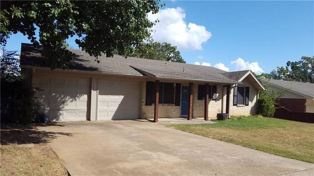 1408 Morrison Drive, Denison, TX 75020 (MLS #14186306) :: The Daniel Team