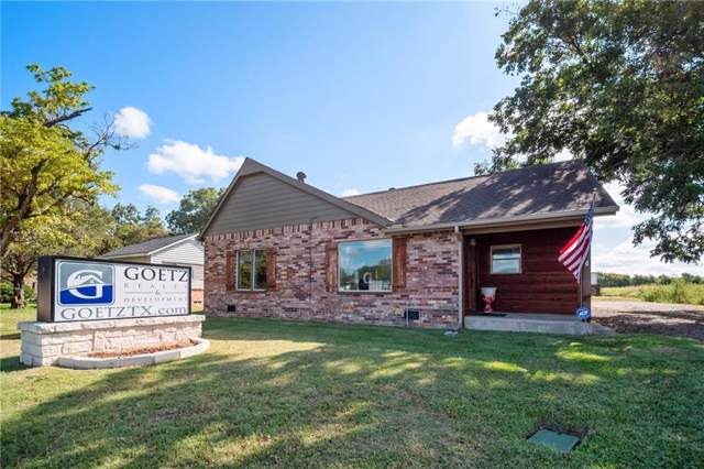 404 N Preston Road, Gunter, TX 75058 (MLS #14186309) :: The Paula Jones Team | RE/MAX of Abilene