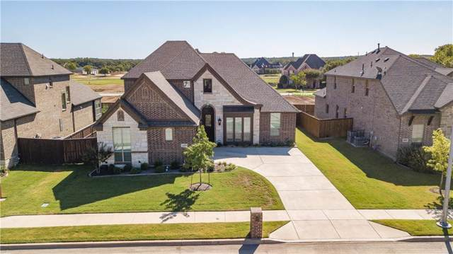 1004 Merion Drive, Fort Worth, TX 76028 (MLS #14186311) :: Kimberly Davis & Associates