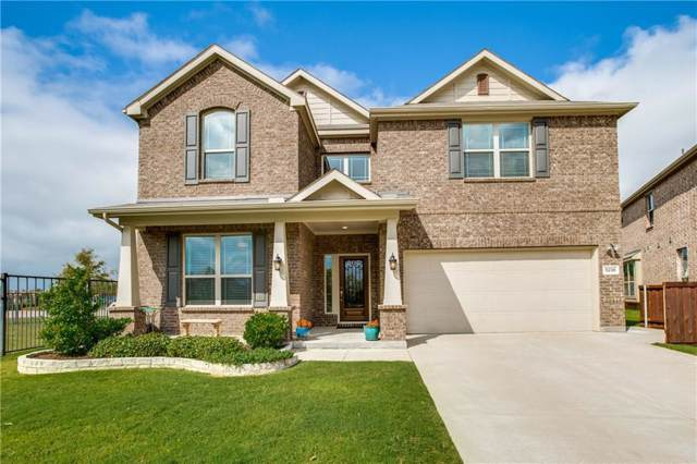 5236 Texana Drive, Frisco, TX 75036 (MLS #14186323) :: The Paula Jones Team | RE/MAX of Abilene