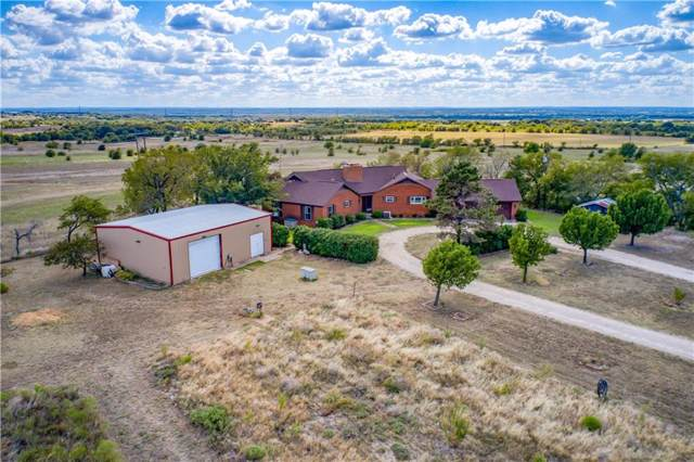 215 County Road 4651, Rhome, TX 76078 (MLS #14186330) :: The Real Estate Station