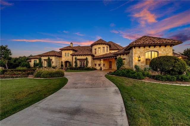 122 Hidden Lake Ranch, Aledo, TX 76008 (MLS #14186337) :: Kimberly Davis & Associates
