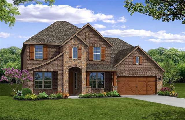 14326 Sedgegrass Drive, Frisco, TX 75033 (MLS #14186345) :: Tenesha Lusk Realty Group