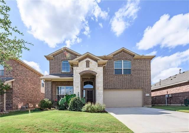 5812 Longmont Drive, Denton, TX 76208 (MLS #14186368) :: The Good Home Team