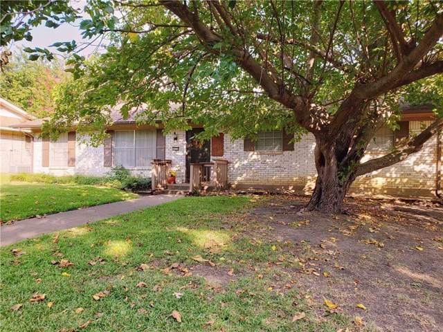 3113 Northridge Drive, Sherman, TX 75090 (MLS #14186372) :: Lynn Wilson with Keller Williams DFW/Southlake