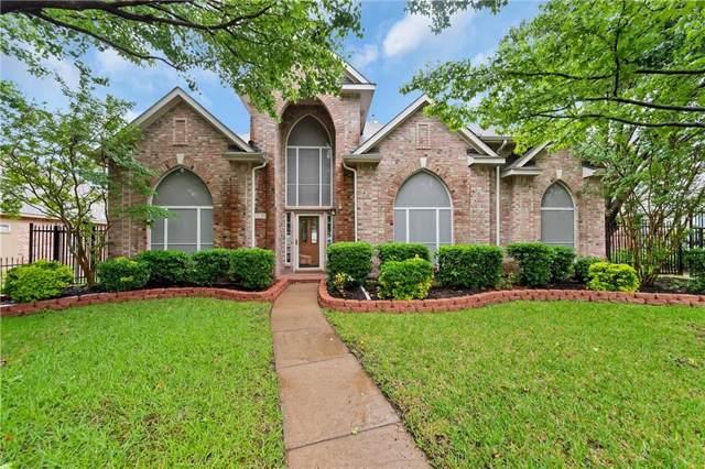 9205 Briarcrest Drive, Rowlett, TX 75089 (MLS #14186383) :: The Rhodes Team