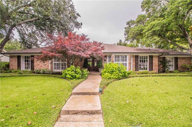 4717 Springwillow Road, Fort Worth, TX 76109 (MLS #14186392) :: Lynn Wilson with Keller Williams DFW/Southlake