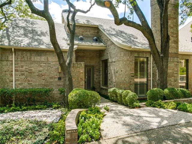 10 Abbotsford Court, Dallas, TX 75225 (MLS #14186402) :: The Heyl Group at Keller Williams