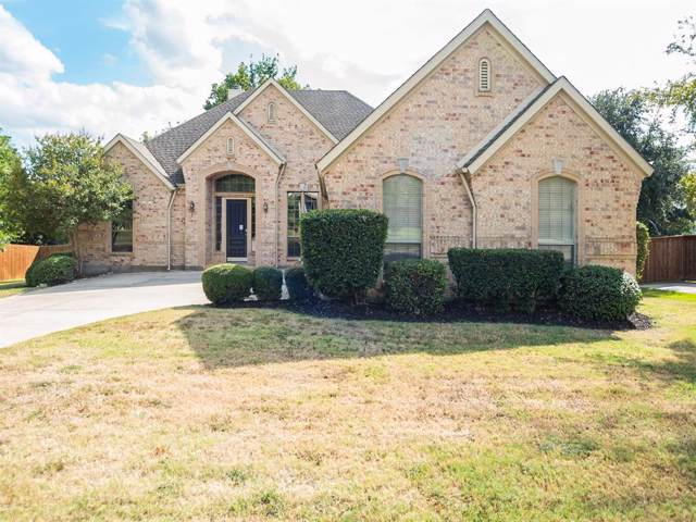 12338 Silver Maple Drive, Fort Worth, TX 76244 (MLS #14186433) :: Tenesha Lusk Realty Group