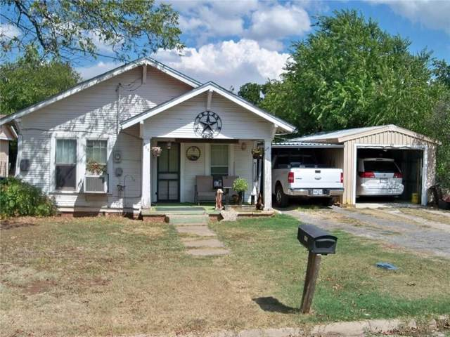 302 W 8th Street, Coleman, TX 76834 (MLS #14186442) :: Real Estate By Design