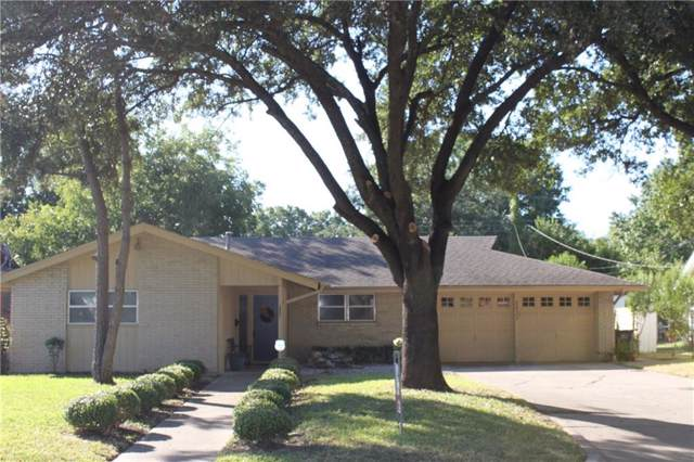 2821 Southgate Drive, Fort Worth, TX 76133 (MLS #14186453) :: Tenesha Lusk Realty Group