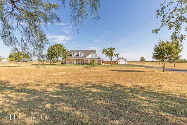 838 Pollard Road, Abilene, TX 79602 (MLS #14186473) :: Team Hodnett