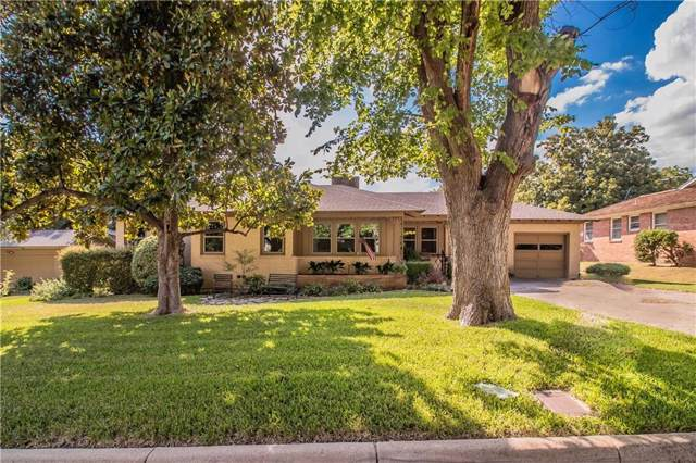 4024 Rothington Road, Fort Worth, TX 76116 (MLS #14186489) :: The Mitchell Group