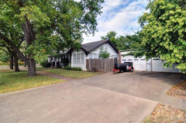101 Bellevue Drive, Cleburne, TX 76033 (MLS #14186491) :: Potts Realty Group