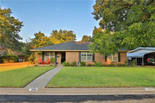 1003 N Ave G, Haskell, TX 79521 (MLS #14186508) :: RE/MAX Town & Country