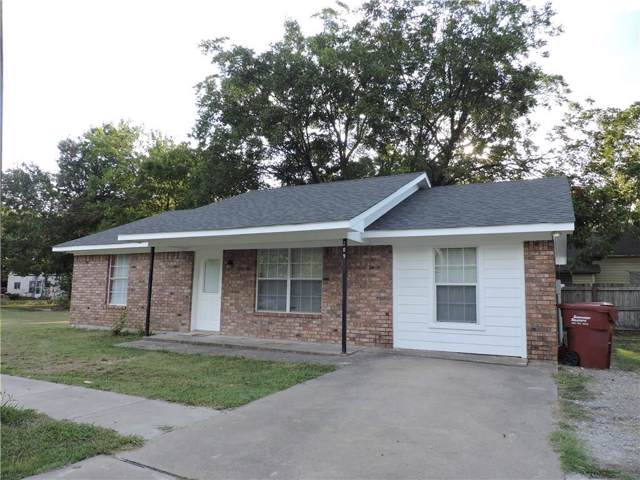 209 N Cedar, Leonard, TX 75452 (MLS #14186510) :: The Heyl Group at Keller Williams