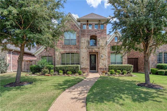 5914 Country View Lane, Frisco, TX 75036 (MLS #14186513) :: The Rhodes Team
