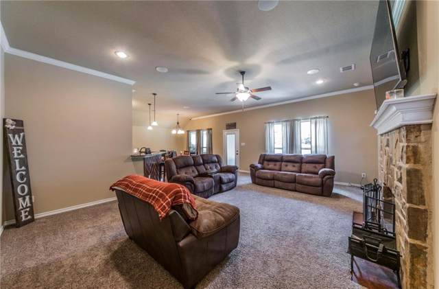2362 Trace Ridge Drive, Weatherford, TX 76087 (MLS #14186516) :: RE/MAX Town & Country