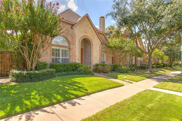 222 Heatherwood Drive, Irving, TX 75063 (MLS #14186536) :: All Cities Realty