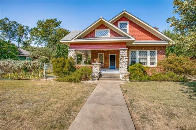 839 N Madison Avenue, Dallas, TX 75208 (MLS #14186548) :: Ann Carr Real Estate