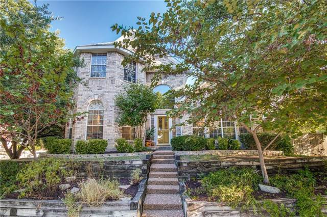 3805 Shumard Oak Drive, Plano, TX 75074 (MLS #14186551) :: The Good Home Team