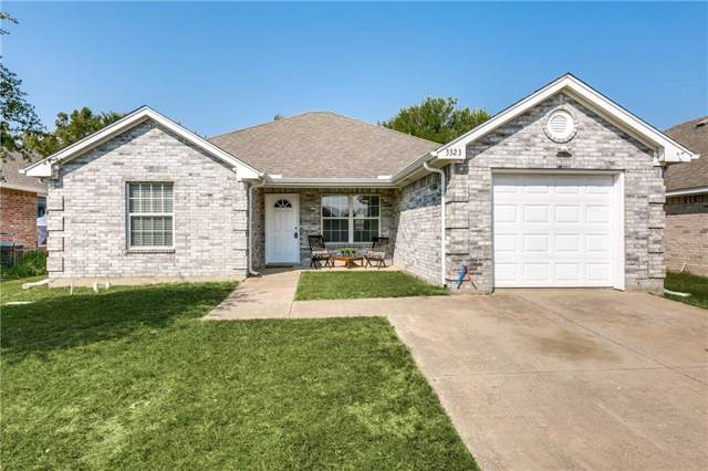 3323 Light Pointe Drive, Dallas, TX 75228 (MLS #14186558) :: Kimberly Davis & Associates