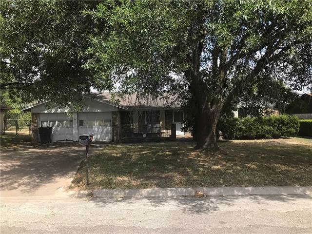 3001 N 12th Street, Temple, TX 76501 (MLS #14186565) :: Ann Carr Real Estate