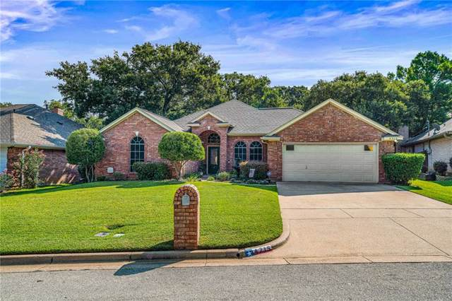 4715 Kensington Court, Arlington, TX 76016 (MLS #14186573) :: The Heyl Group at Keller Williams