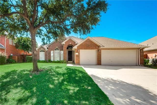 1209 Westwood Drive, Flower Mound, TX 75028 (MLS #14186583) :: The Rhodes Team