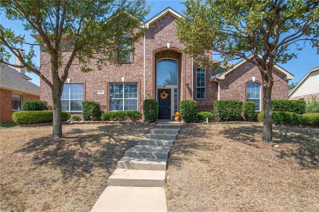 321 Del Cano Drive, Allen, TX 75002 (MLS #14186594) :: The Good Home Team