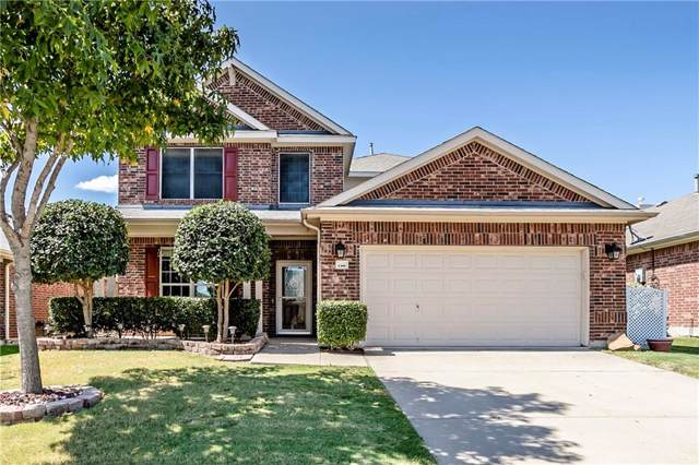 716 Meandering Trail, Little Elm, TX 75068 (MLS #14186617) :: RE/MAX Town & Country