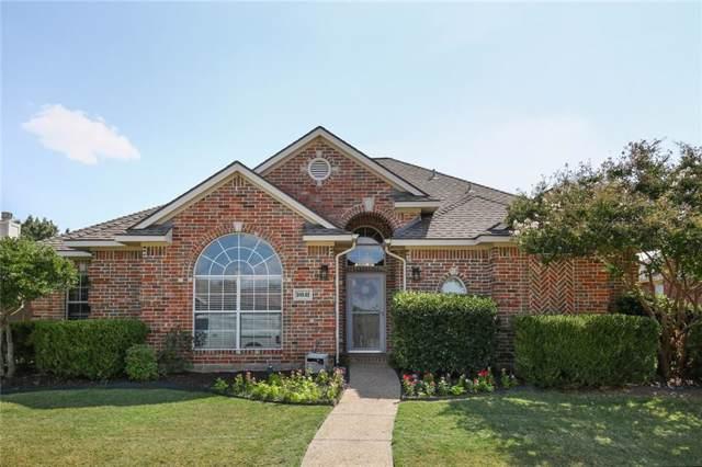 10141 Cambridge Drive, Frisco, TX 75035 (MLS #14186619) :: Kimberly Davis & Associates