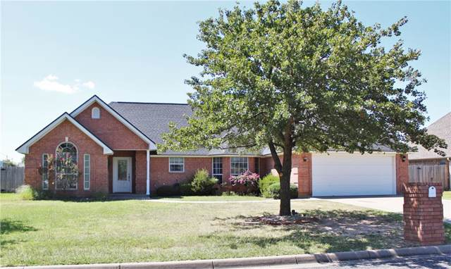 1406 Glenwood Drive, Stephenville, TX 76401 (MLS #14186633) :: The Rhodes Team
