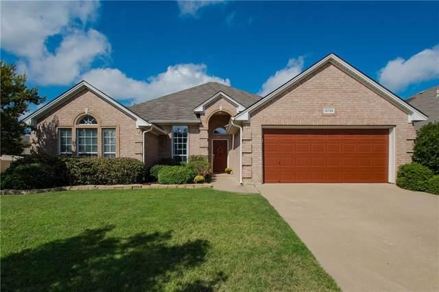 12729 Excelsior Lane, Fort Worth, TX 76244 (MLS #14186640) :: The Paula Jones Team   RE/MAX of Abilene