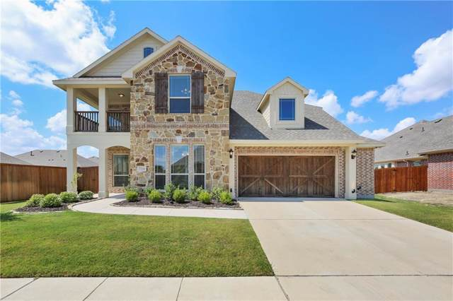 716 Rockingham, Wylie, TX 75098 (MLS #14186642) :: RE/MAX Town & Country