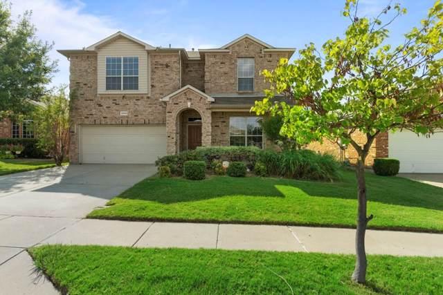 12849 Danville Drive, Fort Worth, TX 76244 (MLS #14186653) :: The Heyl Group at Keller Williams