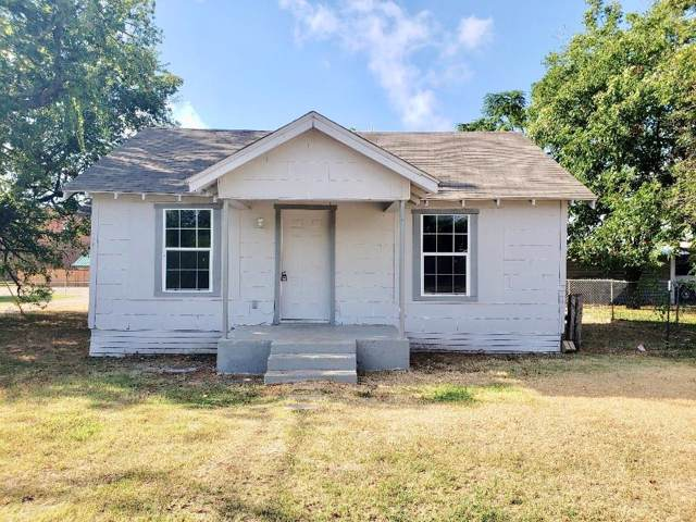 203 W Jefferson Avenue, Whitney, TX 76692 (MLS #14186681) :: The Heyl Group at Keller Williams