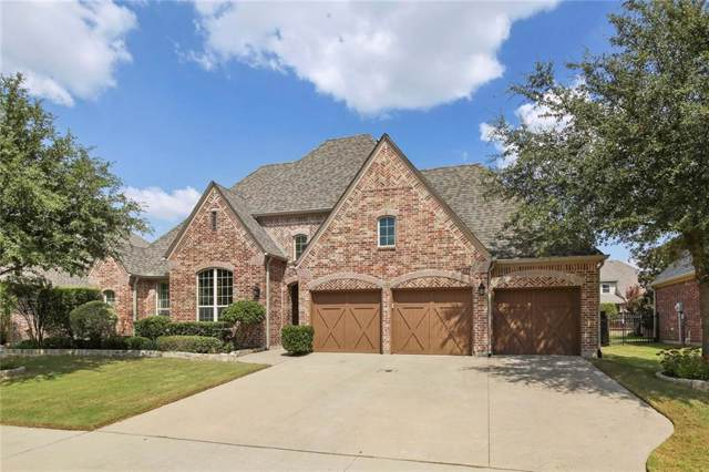 4241 Wilson Creek Trail, Prosper, TX 75078 (MLS #14186682) :: Lynn Wilson with Keller Williams DFW/Southlake