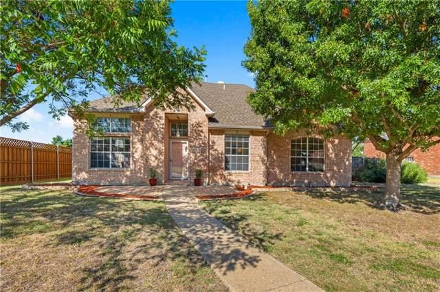 7513 Silverthorn Drive, Rowlett, TX 75089 (MLS #14186685) :: The Paula Jones Team   RE/MAX of Abilene