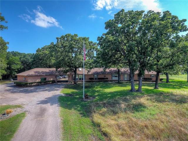 8952 County Road 4028, Kemp, TX 75143 (MLS #14186689) :: The Heyl Group at Keller Williams