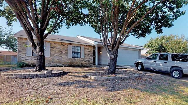 5513 Rearn Drive, The Colony, TX 75056 (MLS #14186693) :: The Rhodes Team