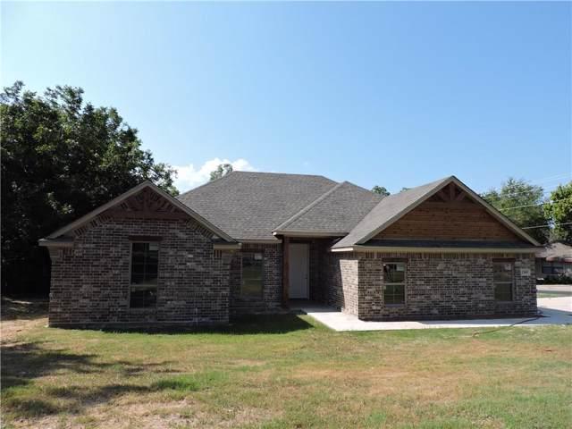 1304 E Bankhead, Weatherford, TX 76086 (MLS #14186701) :: Kimberly Davis & Associates