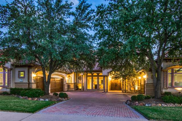 5 Savannah Ridge Drive, Frisco, TX 75034 (MLS #14186723) :: Lynn Wilson with Keller Williams DFW/Southlake